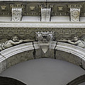 Rathaus Cherubs by Teresa Mucha