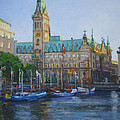 Rathaus by Joan Coffey