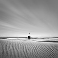 Rattray Head Lighthouse 1 by Dave Bowman