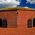 Ravelin Magazine At Fort Mchenry by Bill Swartwout Fine Art Photography