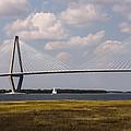 Ravenel Bridge 03 by Terry Shoemaker