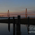 Ravenel From The Dock by Melody Jones