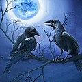 Raven's Moon by Lora Duguay