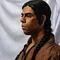 Raven's Portrait by Deborah Allison