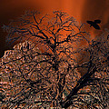 Ravens Tree by Sandra Selle Rodriguez