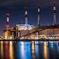 Ravenswood Generating Station by Mihai Andritoiu