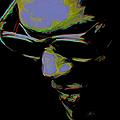 Ray Charles by Fli Art