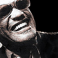 Ray Charles by Daniel Hagerman
