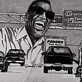 Ray Charles by JL Vaden