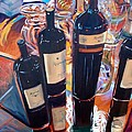 Raymond Vineyards Crystal Cellar by Donna Tuten