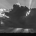 Rays From The Clouds by Ed Gleichman
