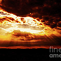 God's Hope In Skyscape by Femina Photo Art By Maggie