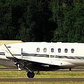Raytheon Hawker 800xp by Aaron Berg