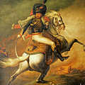 Re Classic Oil Painting General On Canvas#16-2-5-08 by Hongtao Huang