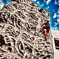 Reaching A Climbmax by John Haldane