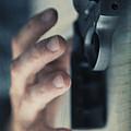 Reaching For A Gun by Edward Fielding