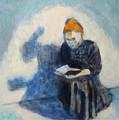 Reading #1 by Kazumi Whitemoon