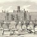 Reading Gaol- The New Gaol         Date by  Illustrated London News Ltd/Mar