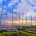 Ready For Sails by Debra and Dave Vanderlaan