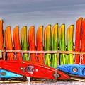 Ready For Summer by Myrna Bradshaw