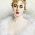 Ready For The Ball by Vittorio Matteo Corcos