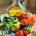 Ready For The Italian Sauce by Dragica  Micki Fortuna