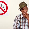 Rebel Smoker by Howard Klaaste