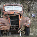 Rebel Truck by David Arment