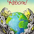 Reborn by Anthony Mwangi