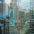 Rebuilding Landscapes 2 by Kevin Eatinger