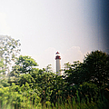 Recesky - Cape May Point Lighthouse 2 by Richard Reeve