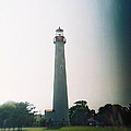 Recesky - Cape May Point Lighthouse 3 by Richard Reeve