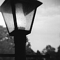 Recesky - Lamp Mono by Richard Reeve