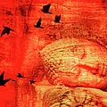 Reclining Buddha by Grant Faint