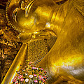 Reclining Buddha by Kim Andelkovic