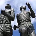Record Breaking Statues by Josie Boyce