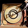 Vinyl Turner by Dwight Pinkley