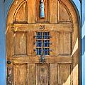 Rectory Door by Rich Franco