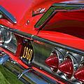 Red 1960 Chevy by Dean Ferreira