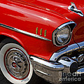 Red '57 by Dennis Hedberg