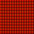 Red And Black Checkered Tablecloth Cloth Background by Keith Webber Jr
