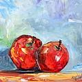 Red Apples by Karen Tarlton