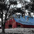 Red Barn 2 by Debbie Karnes