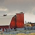 Red Barn by Image Takers Photography LLC - Laura Morgan and Carol Haddon