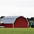 Red Barn by Image Takers Photography LLC