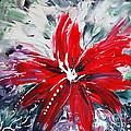Red Beauty by Teresa Wegrzyn