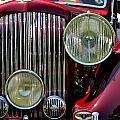 Red Bentley Grill by Dean Ferreira