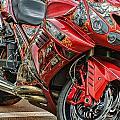 Red Bike by John Swartz