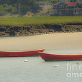 Red Boats by George DeLisle