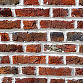 Red Brick Wall by Chevy Fleet